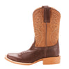 Kid's Ariat Brumby Western Boot Brown #10025169