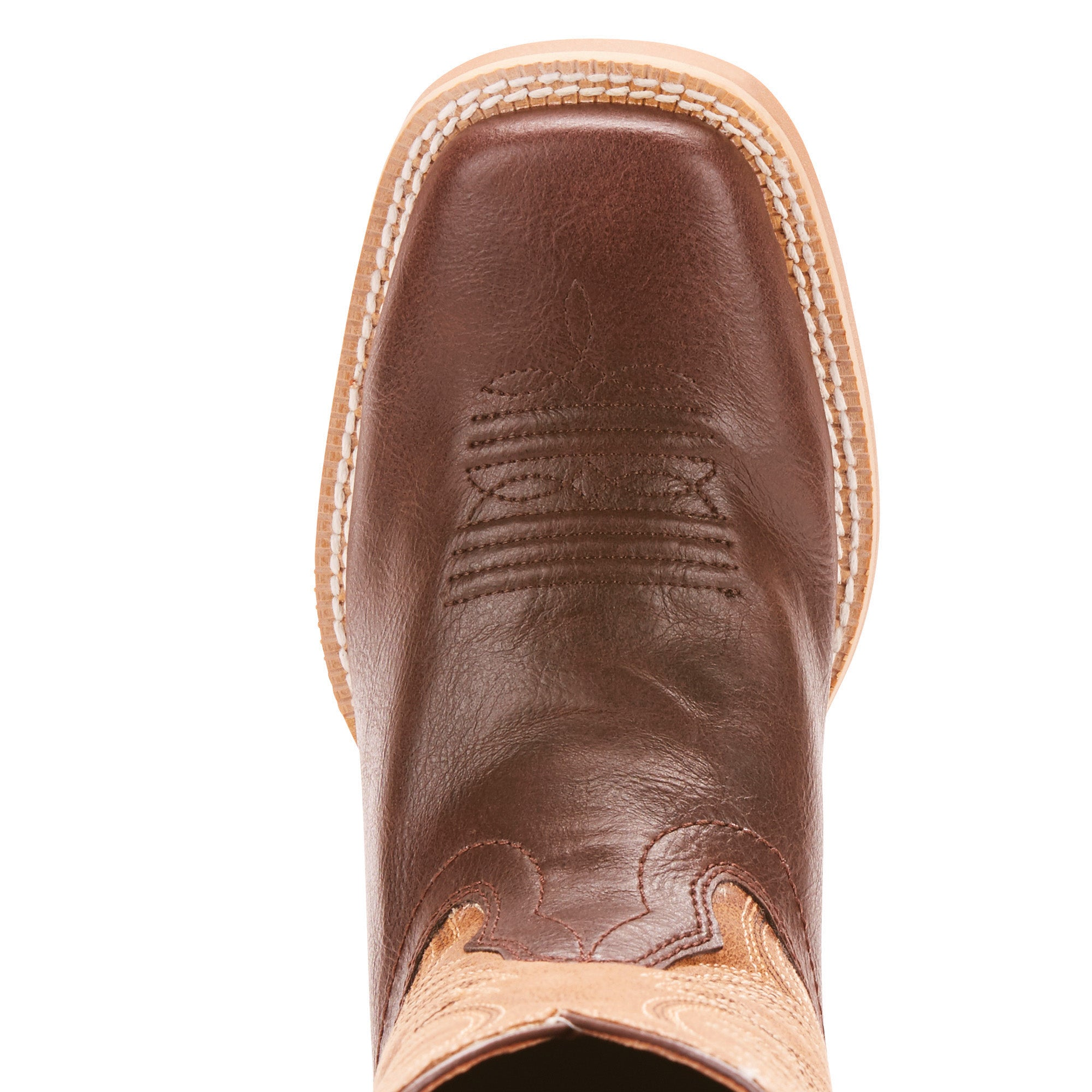 1390e32b185 Kid's Ariat Brumby Western Boot Brown #10025169 – Allens Boots