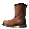 Men's Ariat WorkHog XT Defy Boots Russet Brown #10029506