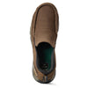 Men's Ariat Edge LTE Slip-On SD Composite Toe Boots Dark Brown #10029530