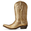 Women's Ariat Tailgate Boots Distressed Gold #10029678