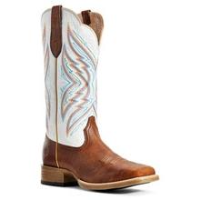 Women's Ariat Pinnacle Boots Amber Brown #10029685