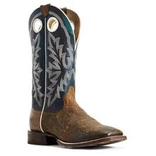 Men's Ariat Circuit Champ Boots Woodsmoke #10029686