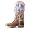 Women's Ariat Fonda Boots Tobacco #10029708