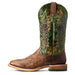 Men's Ariat Cowhand Boots Tobacco Toffee #10029752 view 2