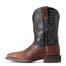 Men's Ariat Sport Western Boots Cognac Candy #10029755 view 2