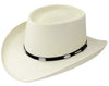Adult Stetson Royal Flush Straw #SSRYFLK8130