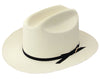 Adult Stetson Open Road Straw #SSOPRD-0526