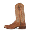 Men's Justin Boots Golden Tan #2712