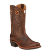Men's Ariat Heritage Roughstock Boots Brown Oiled Rowdy #34824