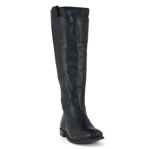 Women's Frye Boots Paige Tall Riding #76536-BLK