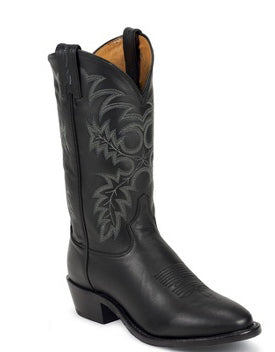 Men's Tony Lama Black Stallion #7921