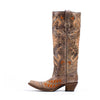 Women's Corral Brown Multi Jute Inlay #A3163