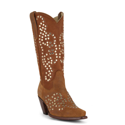 Women's Caborca by Liberty Black Asheville Boots Miel #AB-28803