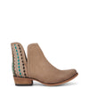 Women's Corral Sand Multi Back Stitch Boots #C3100