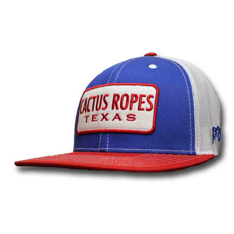 Hooey Cactus Rope Trucker Hat #CR018