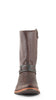 Men's Cuadra Brown Shark Harness Boots #CU044