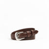 Allens Boots Exclusive Taper Chocolate Calf Belt #2Q-B