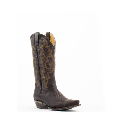 Women's Liberty Black Cabra Volcano Choco Moka Boots #Dawn A