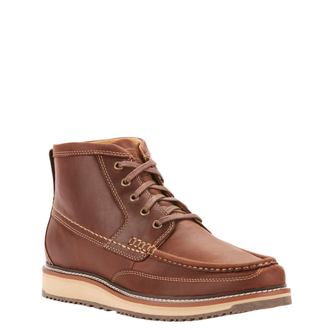 Men's Ariat Lookout Lace-up Boot Brown #10025144