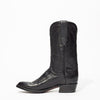 Men's Allens Brand Calf Boots Black #FR101BE BLACK