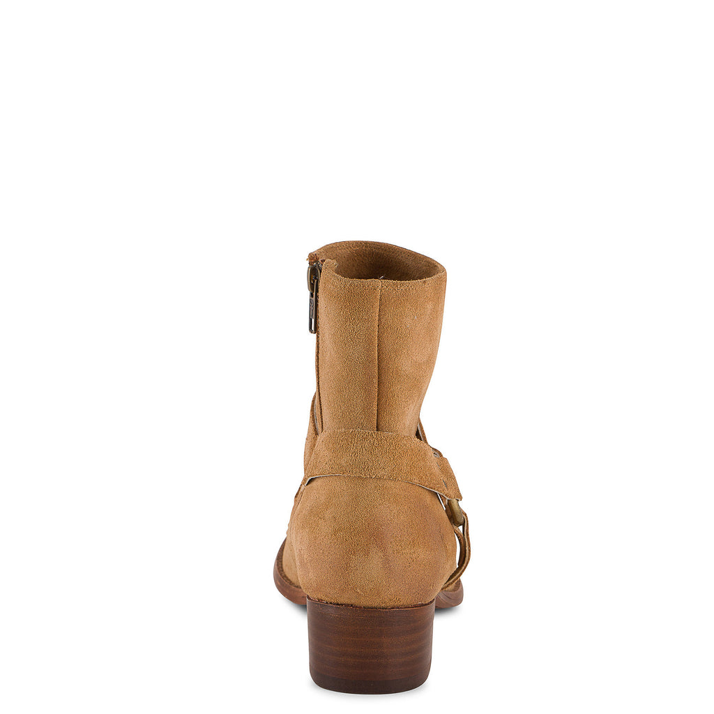 Women's Frye Boots Dara Harness Sand #73913-SND view 6