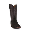 Men's Lucchese Boots Chocolate Suede Elephant #GB8960-6/3