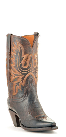 Women's Lucchese Classics Mad Dog Goat Chocolate #GC9754
