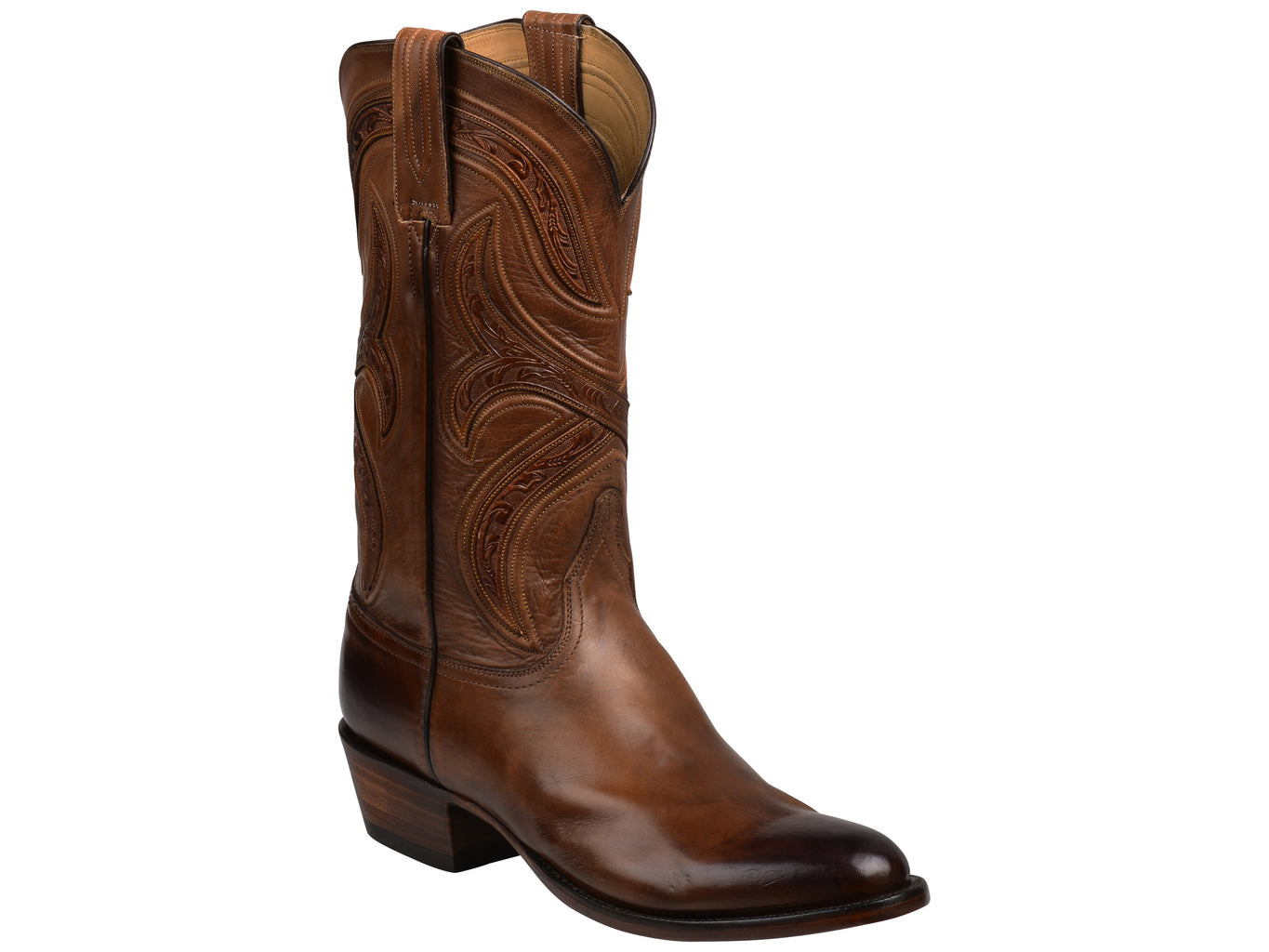 Men's Lucchese Bootmaker Knox Boots #GY1501-6/3 view 1
