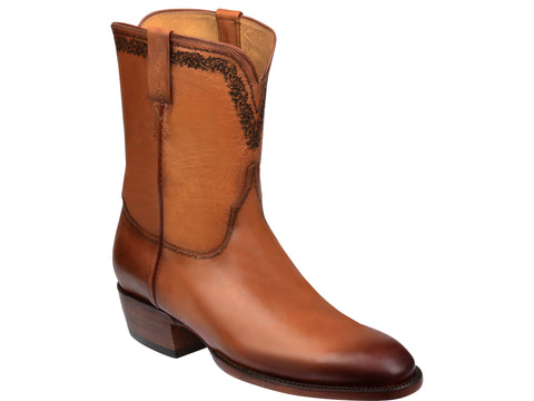Men's Lucchese Bootmaker Grant Roper Boots #GY1522