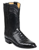 Men's Lucchese Bootmaker Wilson Boots Black Ultra Belly #GY3003-1/9