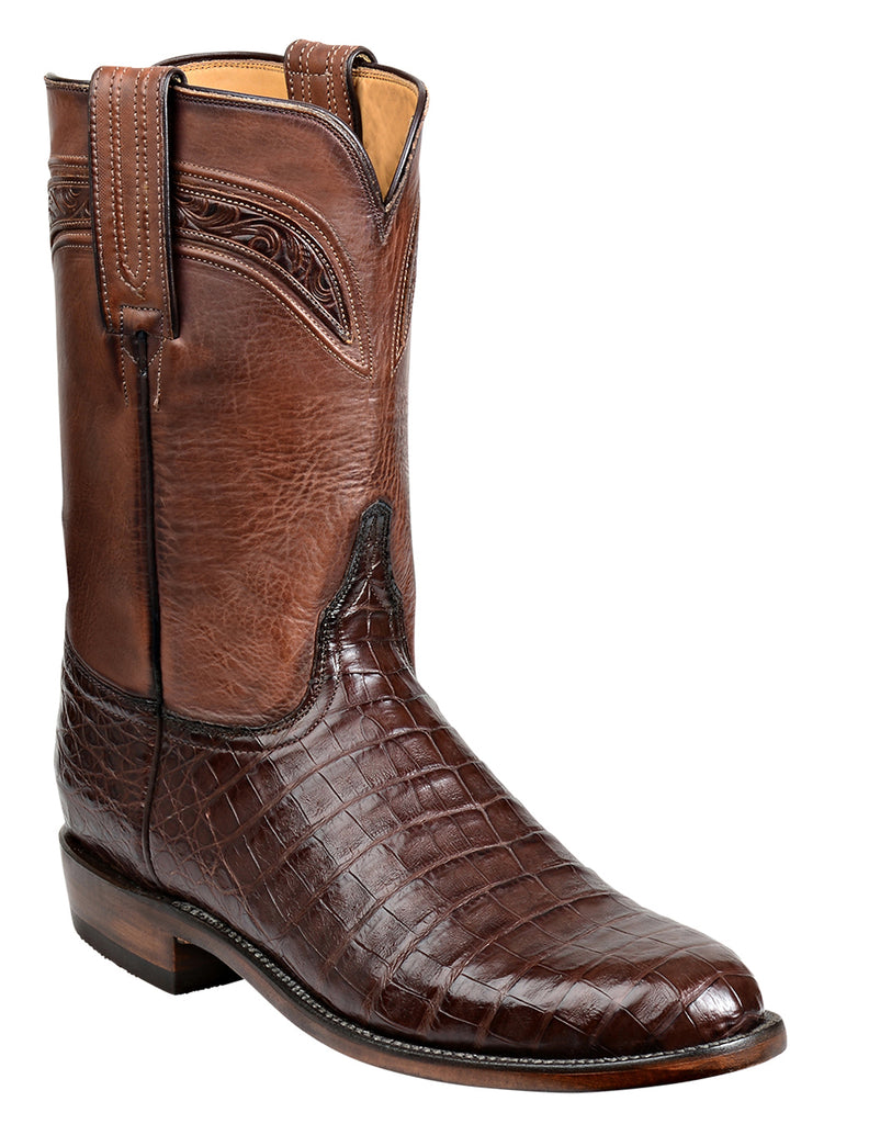 Men's Lucchese Bootmaker Wilson Boots Sienna #GY3004-R/9 view 1