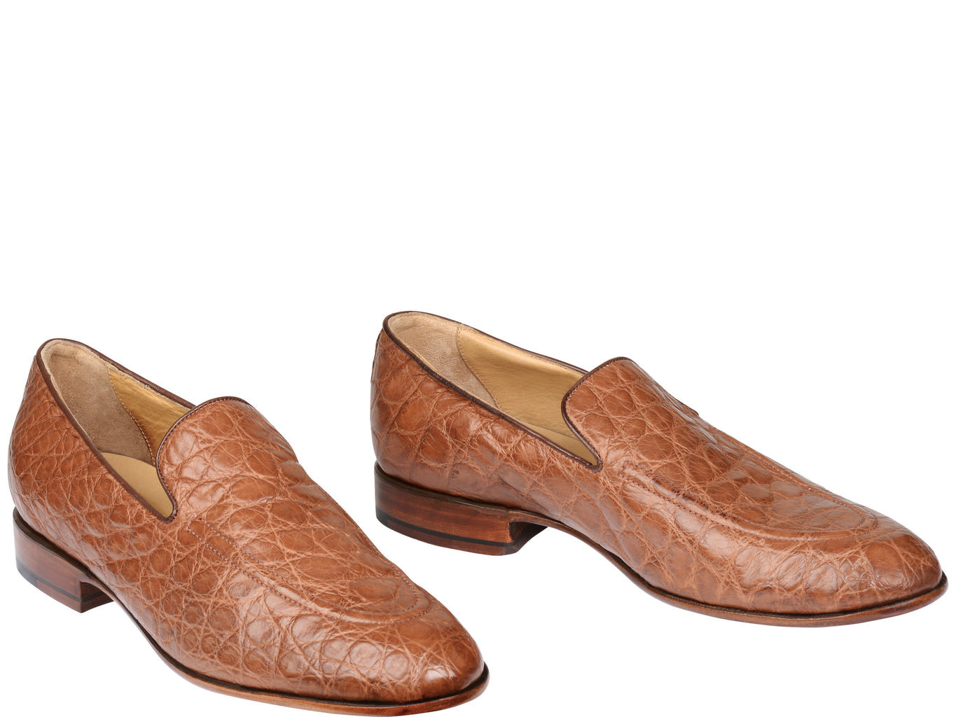 Men's Lucchese Bootmaker Reed Loafer #GY8013 view 5