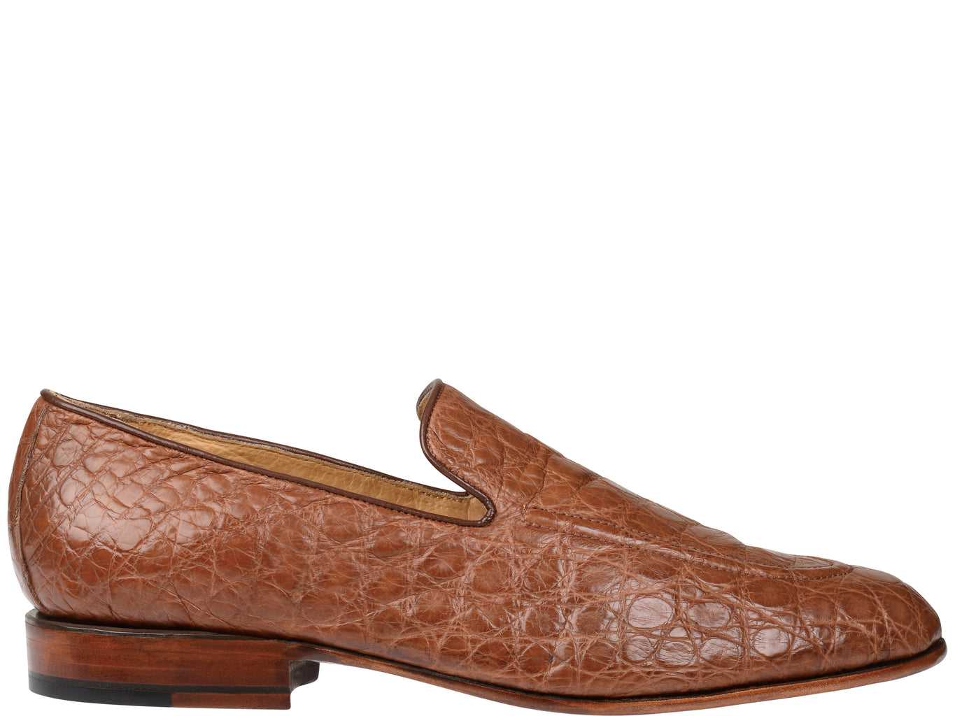 Men's Lucchese Bootmaker Reed Loafer #GY8013 view 3