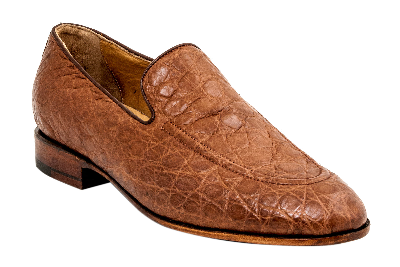 Men's Lucchese Bootmaker Reed Loafer #GY8013 view 1