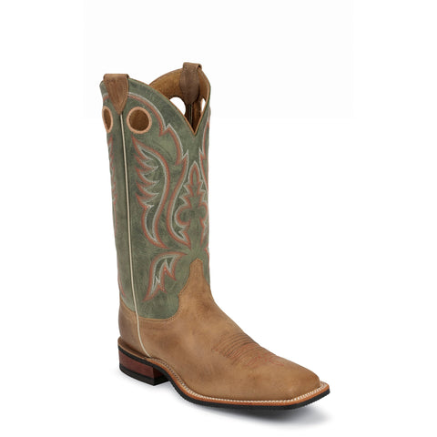 Men's Justin Cowhide Tan Arizona #BR354