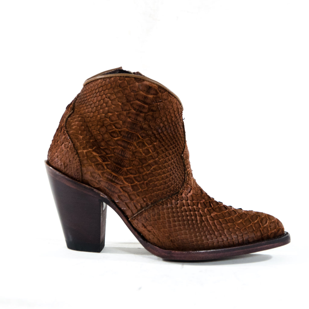 Women's Azulado - Kyra - Almond Toe - Tobacco view 2