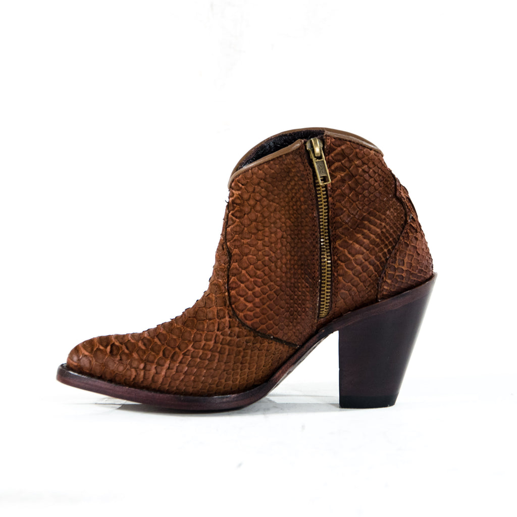 Women's Azulado - Kyra - Almond Toe - Tobacco view 3
