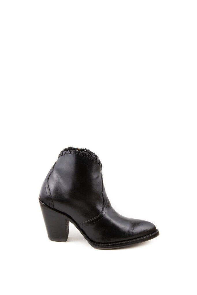 Women's Allens Brand Kyra Boots Black #KYRA4FR-2 view 3