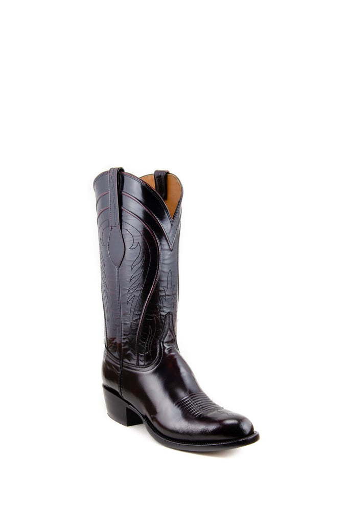 Men's Lucchese Classics Gavin Boots Black Cherry #L1505 6/3 view 1