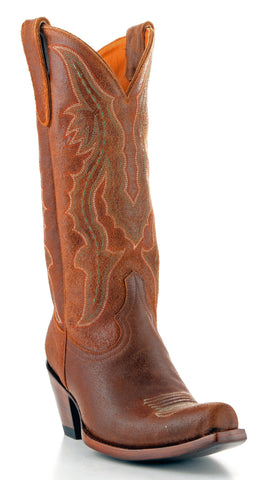 Women's Old Gringo Rio Dallas Boots Rust #L163-27