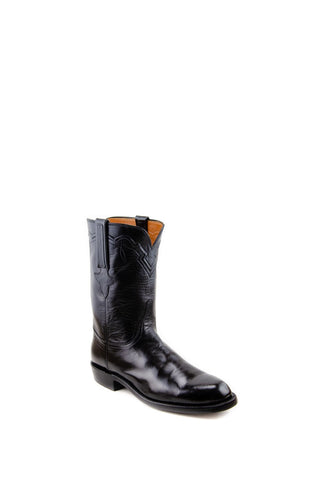 Men's Lucchese Classics Buffalo Boots Black #l3538 R/9