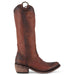 Women's Liberty Black Boots Delano Cotto Stonewashed #LB-711172-A view 2