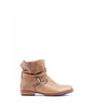 Women's Liberty Black Breva Ankle Harness Boots Light Brown #LB-711368-D