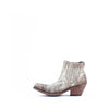 Women's Liberty Black Boots Buffed Metal Stonewashed #LB-71305-G