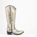 Women's Liberty Black Boots Croste Platino #LB-811173-H view 2