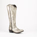 Women's Liberty Black Boots Croste Platino #LB-811173-H view 1