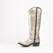 Women's Liberty Black Boots Croste Platino #LB-811173-H view 3