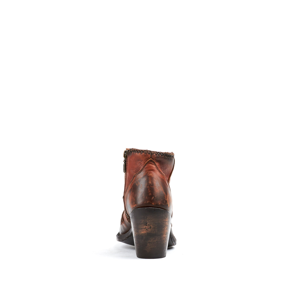 Women's Liberty Black Boots Delano Cotto Stonewashed #LB-812347-D view 2
