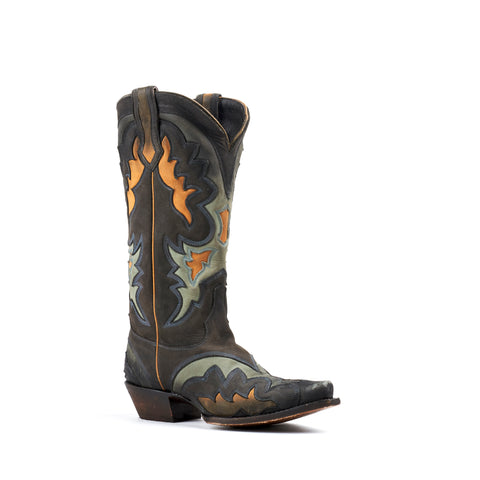 Women's Liberty Boots Company Hillbilly Rock #LC-RE003B